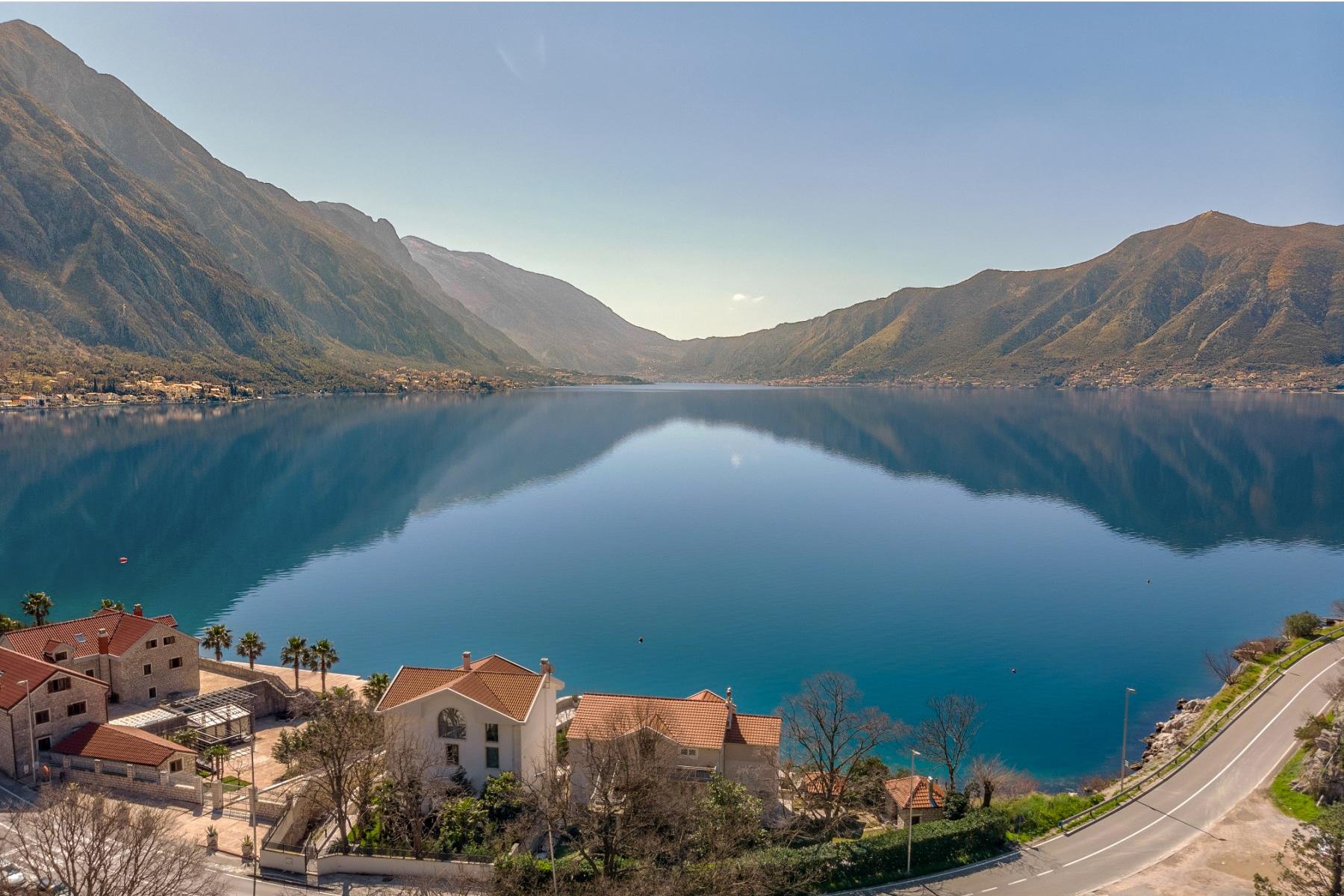Pogled na kotorski zaliv, Orahovac, Kotor, Profesionalni fotograf - Foto Radević